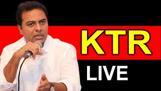 KTR LIVE | Minister KTR & Ajay Kumar Launching Electric Vachile Policy | Telangana | Top Telugu TV