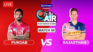 Punjab v Rajasthan - Post-Match Show - In the Air - Indian T20 League Match 51