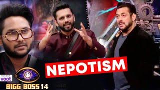 Bigg Boss 14: Salman Khan Ne Nepotism Mudde Par Rahul Ko Latada, Jaan Ka Kiya Support