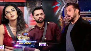 Bigg Boss 14: Jasmin Ke Bartav Par Bhadke Salman Khan, Rahul Ne Kuch Galat Nahi Kiya