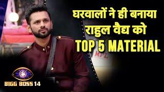Bigg Boss 14: Rahul Vaidya Ko Gharwale Hi Bana Rahe Hai STRONGER Contestant, TOP 5 | BB 14