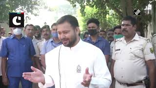 'Padhai, Kamayi, Sichai, Dawai' are real issues of Bihar: Tejashwi Yadav