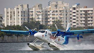 PM Modi launches India's first seaplane service in Gujarat, boards first flight to Sabarmati