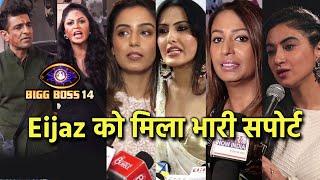 Bigg Boss 14: Eijaz Khan Ke Support Me Aaye Bigg Boss Ke Ex Contestants, Kavita Ko Kiya Bash
