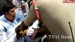 దుబ్బాక ఉప ఎన్నికల్లో ఓటమి భయంతోనే BJP పై  ఆరోపణలు: మాజీ MP వివేక్.....