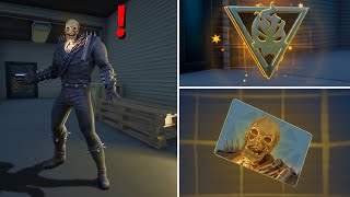Fortnite All New Bosses, Vault Locations & Mythic Weapons, KeyCard Boss Ghost Rider in Season 4