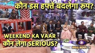 Bigg Boss 14: Kaun Is Hafte Badlega Apna Roop? Kispar Hoga Weekend Ke Vaar Ka Asar?