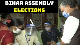 Bihar Assembly Elections: 2nd Phase Of Voting Begins Bihar Poll | Catch News