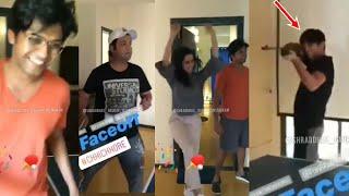 Sushant Singh Very Happy Moments With Shraddha Kapoor, Varun Sharma & Naveen Polishetty