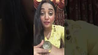 अपने जन्मदिन पर लाइव आकर क्या बोली भोजपुरी अभिनेत्री Rani Chatterjee