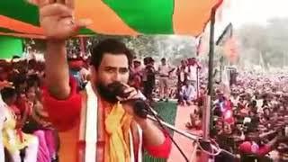 बिहार में #Nirahua दिनेश लाल यादव के रैली उमड़ा जनसैलाब #NDA_Nirahua