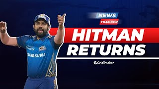Rohit Sharma Is Back On The Field For Mumbai, Shane Watson Retires From All Forms Of Cricket