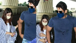 Sidharth Shukla Aur Shehnaaz Spotted At Airport, NEW Project Shooting? | #Sidnaaz