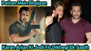 Bollywood Breaking: Pathan Mein Shah Rukh Khan Ke Saath Nazar Aayegi Salman Khan, Hoga Damdaar Cameo