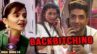Bigg Boss 14: Aly Aur Pavitra Kar Rahe Hai Rubina Ki Backbitching, Kya Bol Rahe Hai?