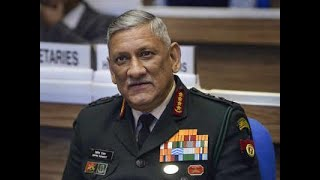 China's PLA facing unanticipated consequences for misadventure in eastern Ladakh: Bipin Rawat