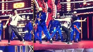 Sushant Singh Tremendous Dance Performance At Award Function