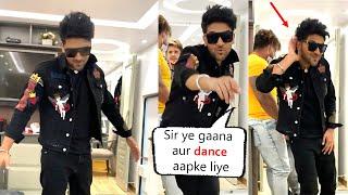 Guru Randhawa Very Funny Birthday Wish To Shah Rukh Khan