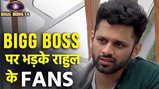 Bigg Boss 14: Rahul Vaidya Ke Fans Ka Social Media Bawal, Janiye Kyon Bhadke | BB 14