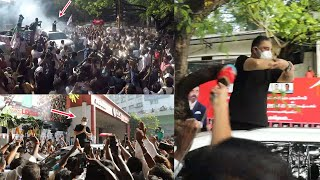 ???????? OMG Huge Crowd At Kamal Haasan 66th Birthday At Party HeadQuarter | Kamal Haasan Birthday