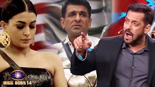 Bigg Boss 14: Eijaz Ke Sath Gande Bartaav Par Pavitra Par Bhadke Salman, Drama Hai Sab