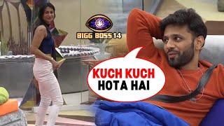 Bigg Boss 14: Rahul Vaidya Kar Raha Hai Pavitra Se Flirt, Hot Dikh Rahi Ho, Kuch Kuch Hota Hai