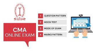 CMA Online Exam | CMA Exam Pattern | CMA Mock Test