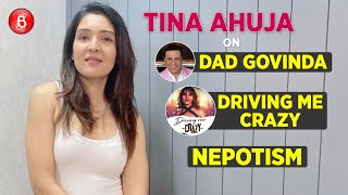 Govinda's Daughter Tina Ahuja's BOLD Confessions On Nepotism | Driving Me Crazy