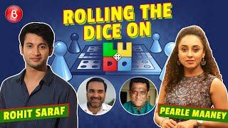 Rohit Saraf And Pearle Maaney Role The Dice On Anurag Basu's Ludo & Pankaj Tripathi