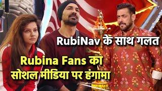 Bigg Boss 14: Rubina Ke Fans Ka Social Media Par Hungama, Kaha Show Biased Hai