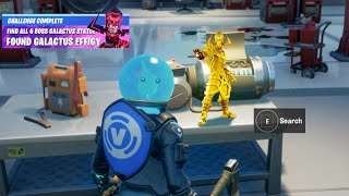 Fortnite All Boss Galactus Gorger Challenge Reward