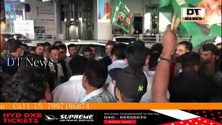 AIMIM Bihar Wining MLA Lands in Hyderabad to Meet Asad Owaisi