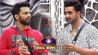 Bigg Boss 14: Aly Ne Rahul Ke Samne Kyon Lagayi Jasmin Ko Fatkar, Rahul Shocked