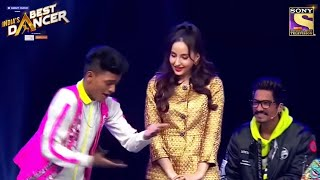 India's Best Dancer Grand Finale | Tiger Pop Rewind | Best Moments Dance, Nora Fatehi
