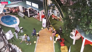 Bigg Boss 14: Late Night NEW TASK, Ladkon Ne Ki Ladkiyon Ki Tel Malish | BB 14 Live Update