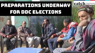 Preparations Underway For DDC Elections In J&K's Rajouri