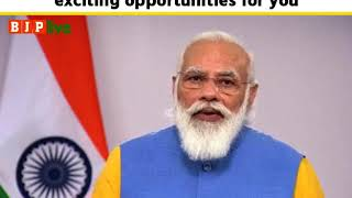 If you're looking to invest, India has an exciting opportunity for you: PM Modi