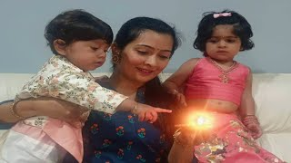 Radhika Pandit shares 3 years Diwali Celebration Moments | Yash | Ayra | Yatharv