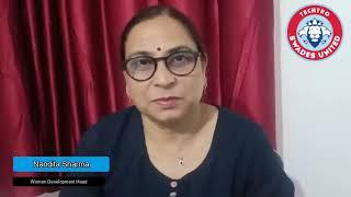 Mrs Nandita Sharma - Women's Development Head TSUFC