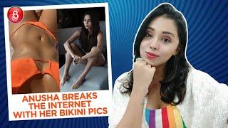 Anusha Dandekar Breaks The Internet With Her Smoking Hot Bikini Pictures