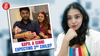Kapil Sharma And Ginni Chatrath Expecting A Second Child Soon?