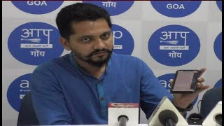 GovtJobs | Govt jobs to only BJP workers? AAP plays viral clip of minister Rane on Govt jobs