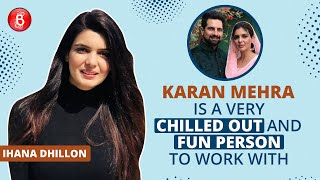 Ihana Dhillon & Karan Mehra's Candid Chat On Jubin Nautiyal's Bewafa Tera Masoom Chehra