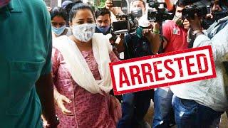 Shocking Comedian Bharti Singh Arrested By NCB, Pati Harsh Se Puchtach Jari