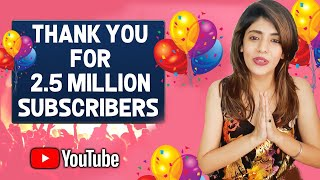 Thank You All For 2.5 Million Subscribers ???? | Bollywood Spy is All Because of You Keep Showering ❤️