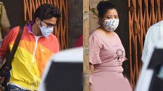 Bharti Singh Aur Pati Haarsh Ka Hua Medical Check Up, Phir Le Jaya Gaya Court