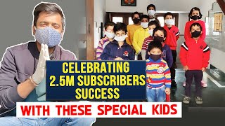 Bollywood Spy Celebrates 2.5 Million Subscribers Success With Special Kids
