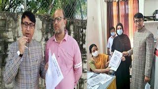 Amjadullah Khan On Azampura Seat | GHMC Election | Updates |@Sach News