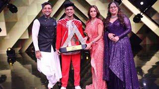 India's Best Dancer Ajay Singh aka TIGER POP Declared Winner | Malaika, Terence, Geeta