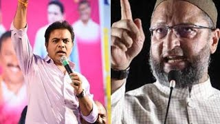 Must watch | ASAD UDDIN OWAISI MAKE FUN OF CM KCR, KTR, BJP, CONGRESS